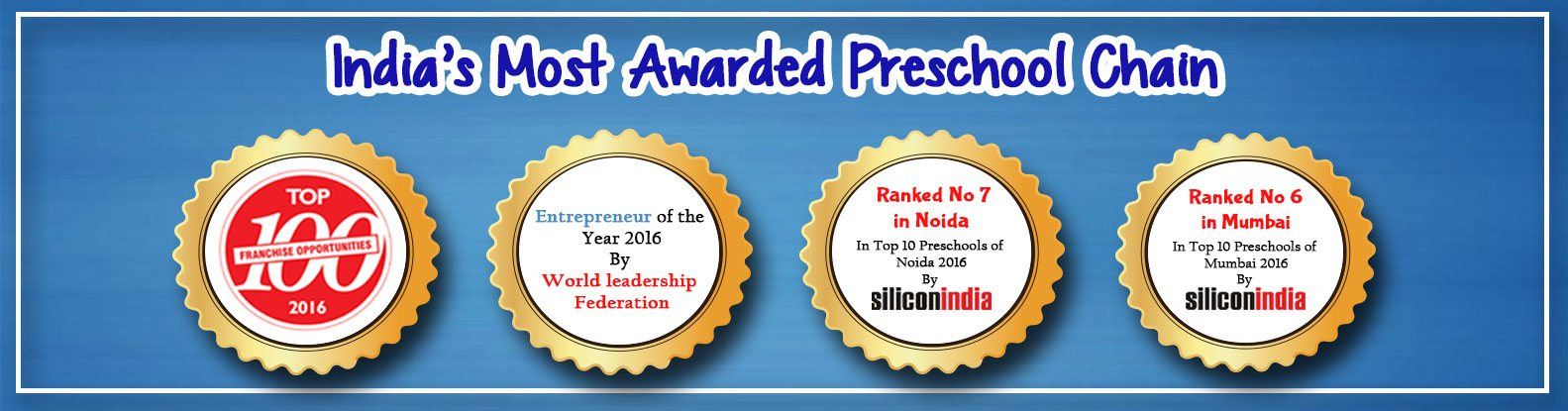 India's Most Awarded Preschool Chain